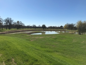 Front Tech Pond, Giddings